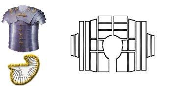 Lorica segmentata: prefazione